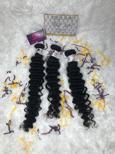 Deep Curl Bundle Deals - Chichi Glam Extend Hair