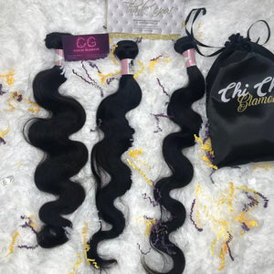 Body Wave Bundle Deals - Chichi Glam Extend Hair