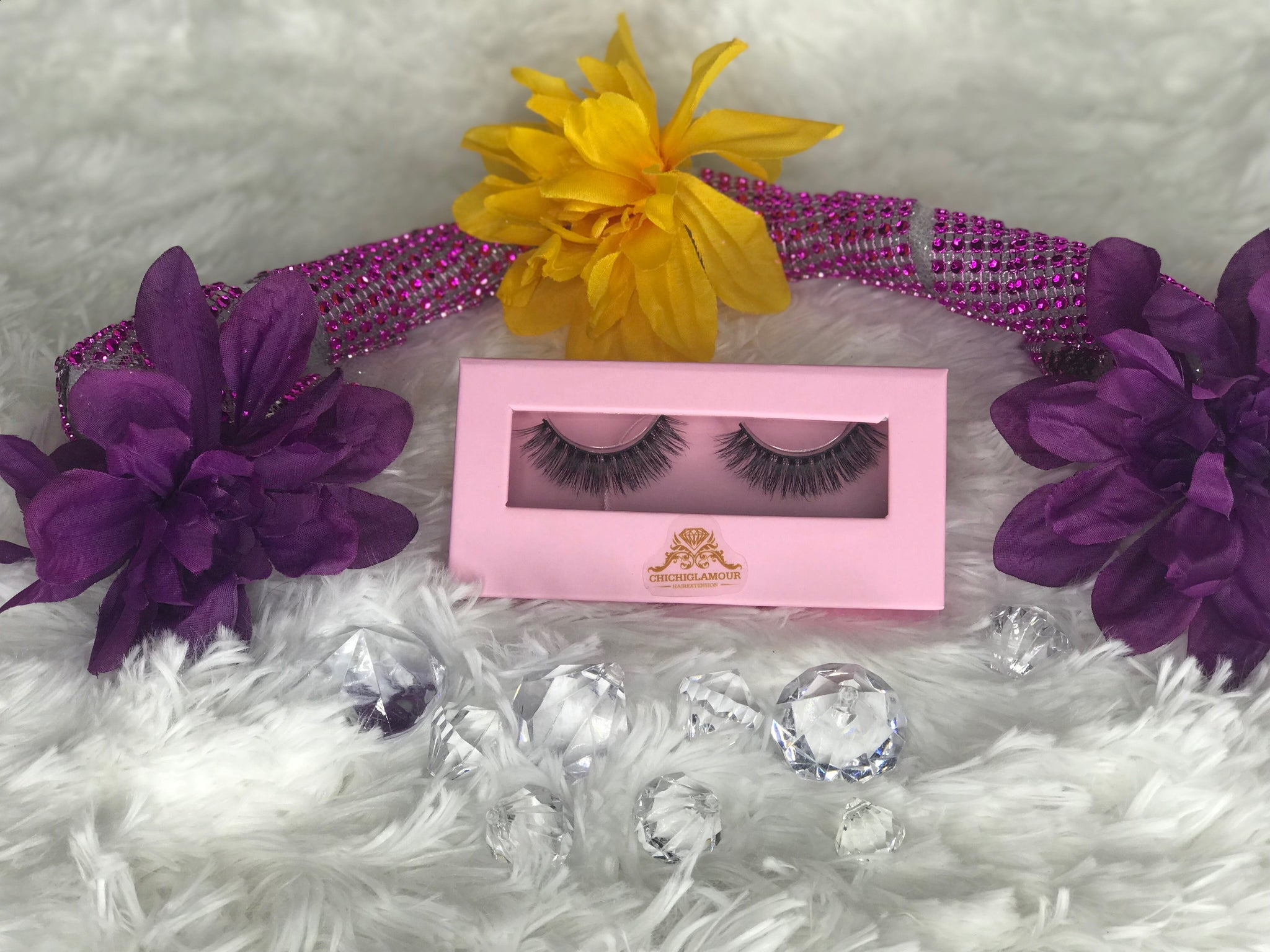 Jade Eye Lashes Extension by ChichiGlam