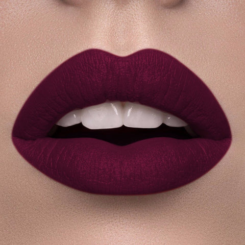 Goddess Dark Red Lipstick by ChichiGlam