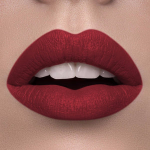 Exotic Red Lipstick by ChichiGlam