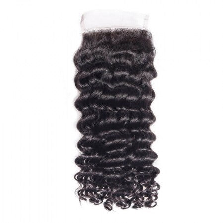 Deep Curl Closure - Chichi Glam Extend Hair