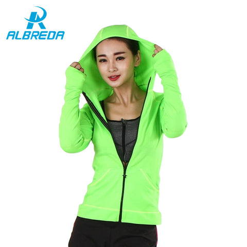 Women's Yoga Running Jacket