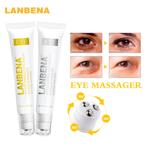 LANBENA Snail Repair Eye Serum and Cream