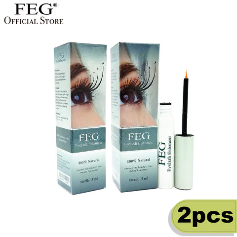 FEG Eyelash Enhancer x2