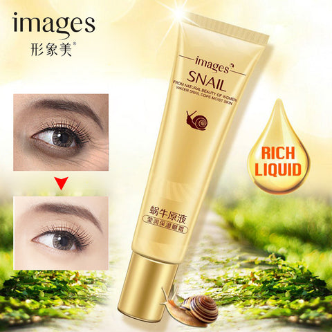 IMAGES Hyaluronic Acid Snail Cream