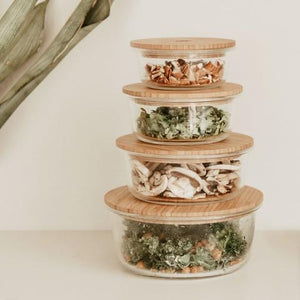 Seed & Sprout Round Eco Stow Set