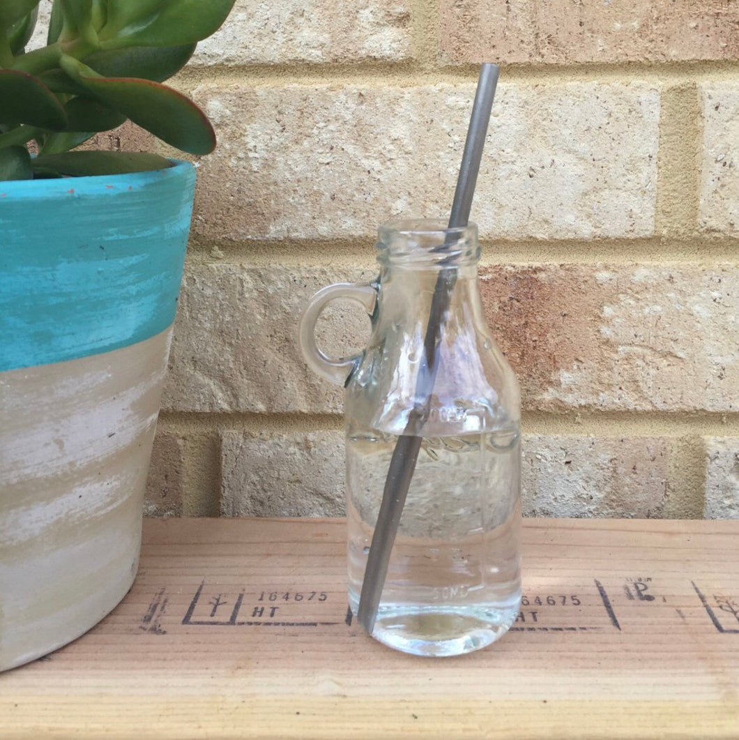 Thin Straw (stainless steel)