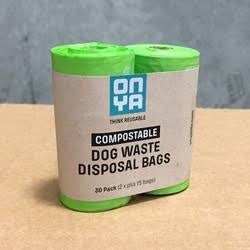 Dog Waste Disposable Bags (30 bags)