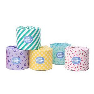 100% Recycled Toilet Paper- 48pck