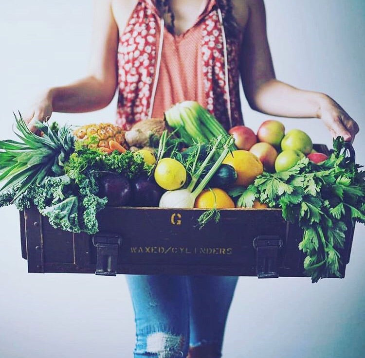 Seasonal Fruit & Veg Boxes