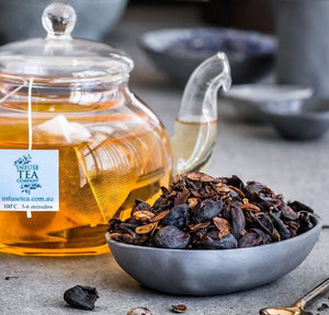 Cascara Tea (cherry tea) - Loose Leaf