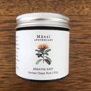 Breathe Easy Chest Balm - 25g