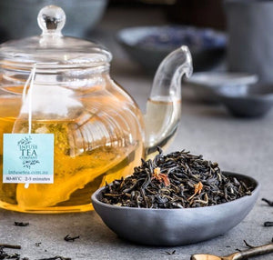 Green Jasmine Tea - Loose Leaf