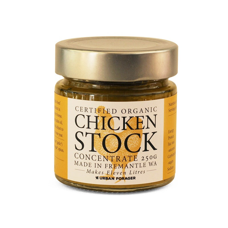 Organic Chicken Stock Concentrate