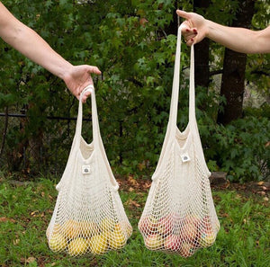 Ever Eco Long Handle Cotton Tote Bag