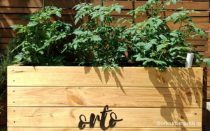 Life Wild | Self-Watering Planter Boxes