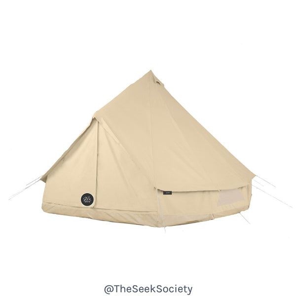 Life Wild | The Nomad 3m Bell Tent, The Seek Society