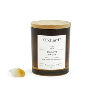Life Wild - Orchard St Water Candle