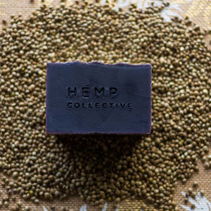 Natural Hemp Soap Bar - Hemp and Lavender