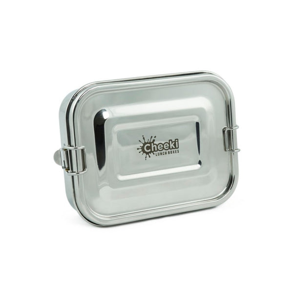 Life Wild - Cheeki Stainless Steel Food Container 500ml