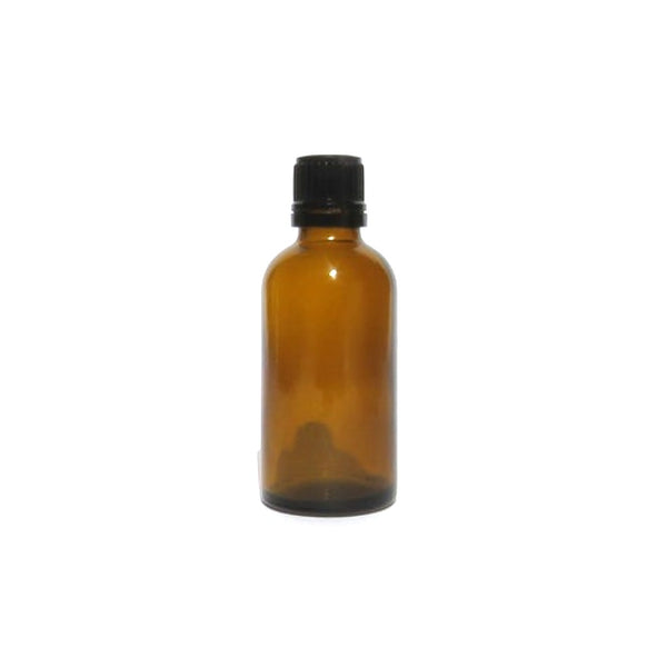 Life Wild | Amber Glass Bottle - 50ml