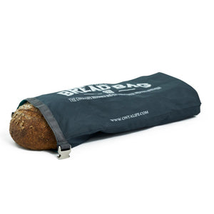 Life Wild - Onya Bread Bag, Charcoal