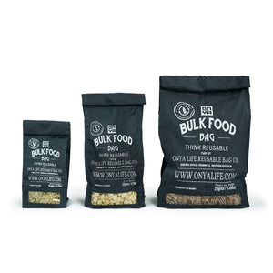 Life Wild | Wild Shop Sustainable Reusables Shopping Kit - Bulk Food Bags