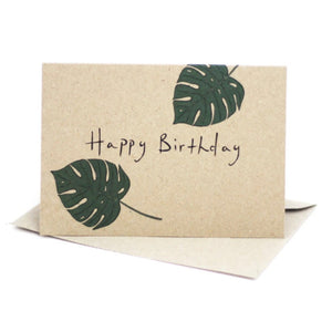Life Wild | Deer Daisy Greeting Card: Happy Birthday