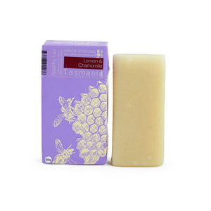 Life Wild - Lemon & Chamomile Natural Shampoo Bar