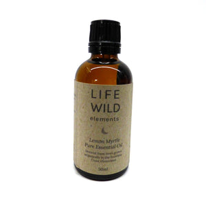 Life Wild | Lemon Myrtle Pure Essential Oil