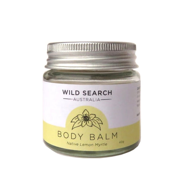 Life Wild | Wild Search Australia Lemon Myrtle Body Balm - 40g Jar