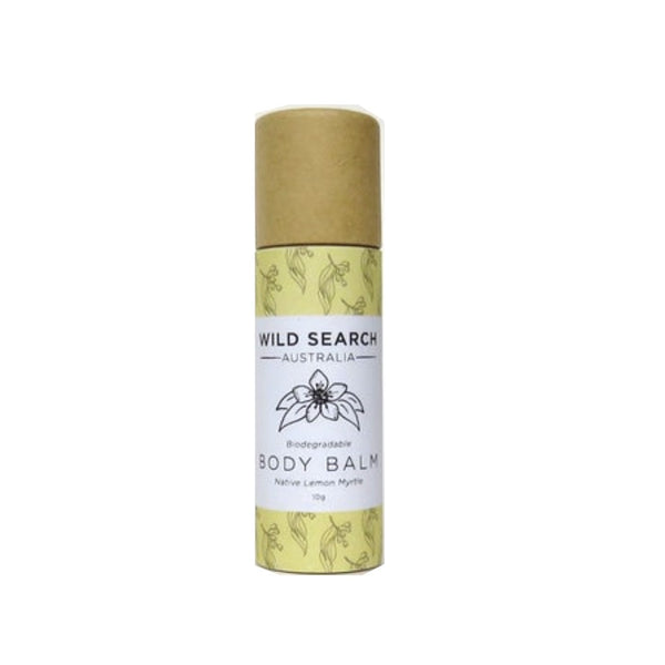 Life Wild | Wild Search Australia Lemon Myrtle Body & Lip Balm - 10g Jar