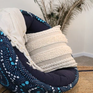 Life Wild | Natural Moroccan Lux Cushion