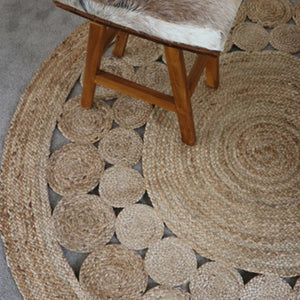 Life Wild | Natural Recycled Jute Rug