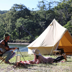 Life Wild | The Odyssey 5m Bell Tent, The Seek Society