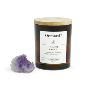 Life Wild - Orchard St Earth Candle