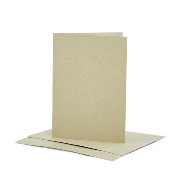 Life Wild - 100% Post-Consumer Recycled Paper Cards & Envelopes