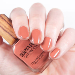 Life Wild | Mother's Day au Naturel - Sienna Byron Bay Nail Polish, Courage
