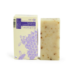 Life WildMother's Day au Naturel - Beauty and the Bees Tasmanian Lavender Natural Soap