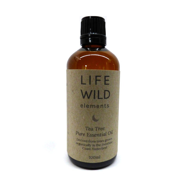 Life Wild | Tea Tree Pure Essential Oil