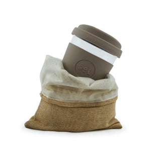 Life Wild | Wild Out Kit - Reusable Coffee Cup Waterproof Pouch