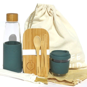 Life Wild | Wild Out Kit - Zero Waste Reusables