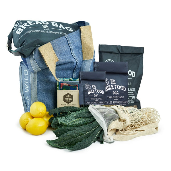 Life Wild | Wild Shop Sustainable Reusables Shopping Kit