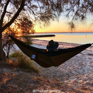 Life Wild | Rover Hammock, The Seek Society