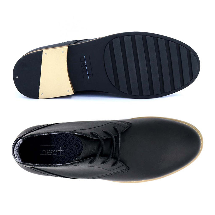 Neat-Footwear-Case-Chukka-Black-Top-View-Product-Page