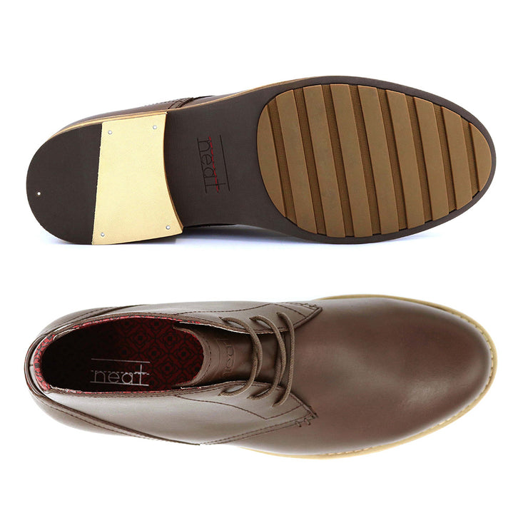 Neat-Footwear-Case-Chukka-Mocca-Top-View-Product-Page
