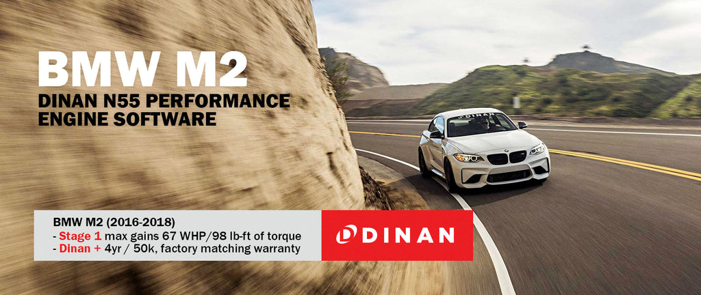 New Dinan Performance Software for BMW M2
