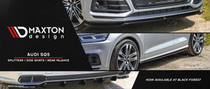 New Maxton Design SQ5 Splitters%2C Spoilers and Diffusers