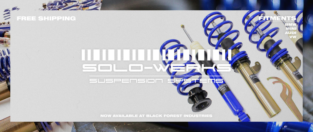 Solo Werks Suspension Systems Now Available